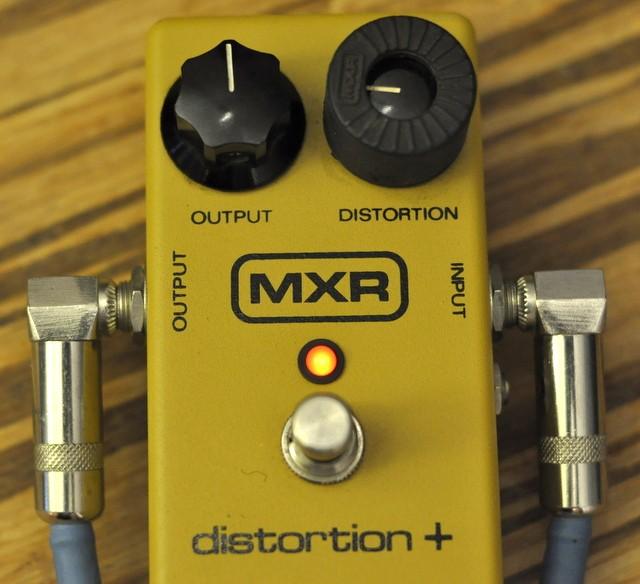 MXR '80s Distortion