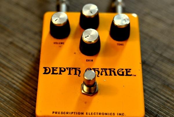 Perscription Electronics Depth Charge