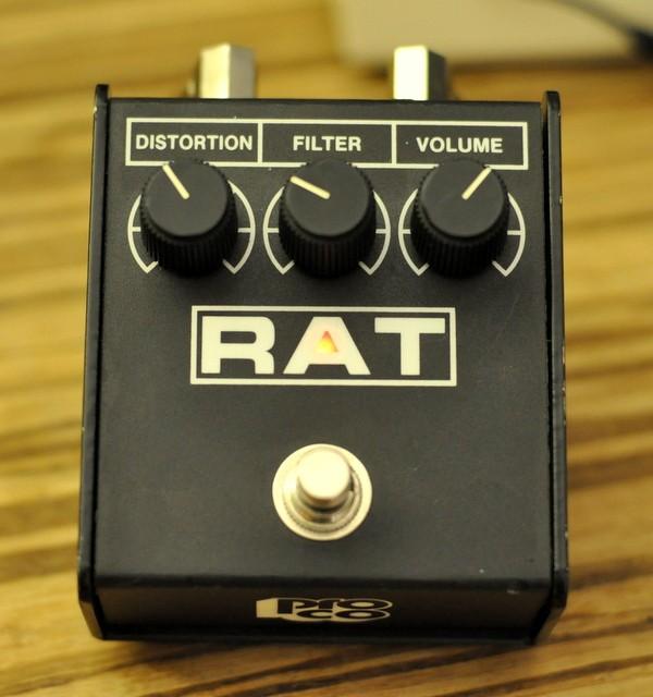 Rat Distortion