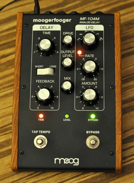 Moog MF-104M Tap Delay