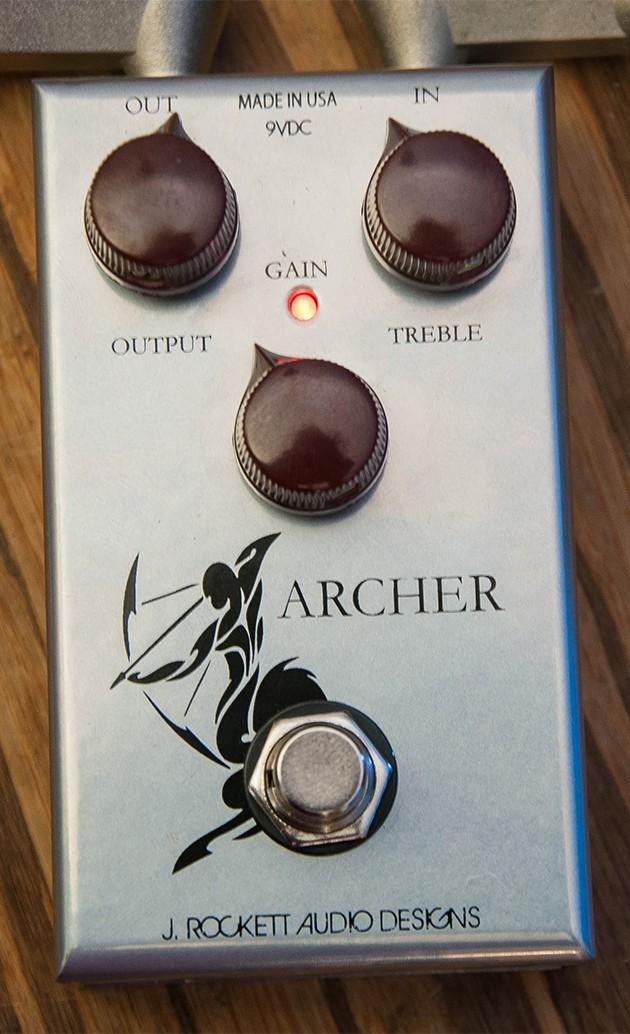J Rockett Archer (Klon style)