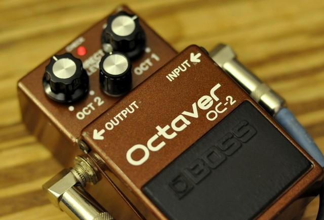 Boss Octaver