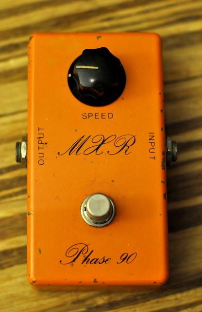 MXR Phase 90 (vintage)