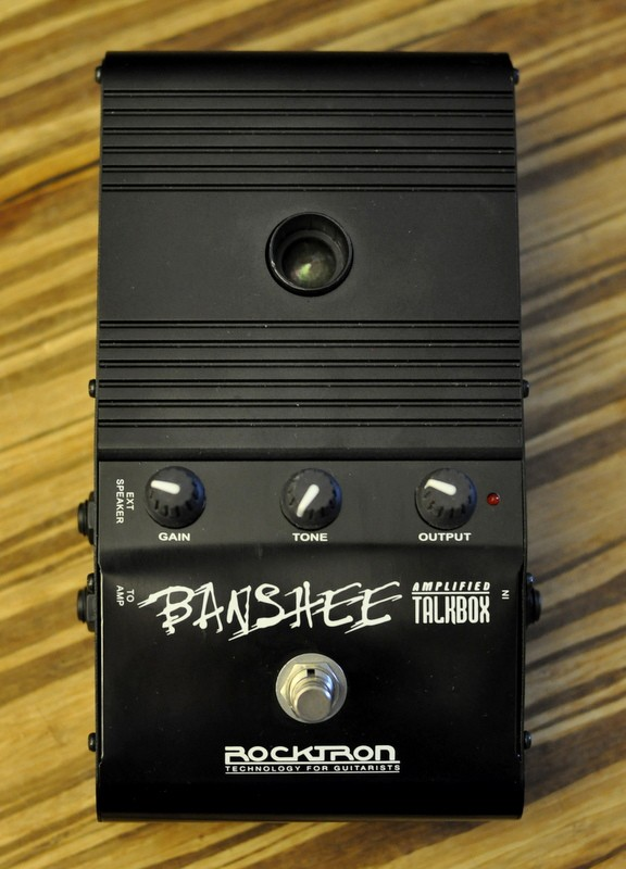 Rocktron Banshee Talkbox