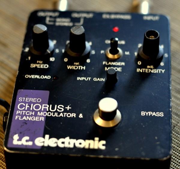 TC Electronics Chorus/Flanger