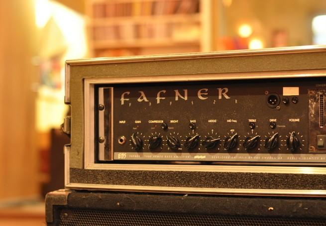 Fafner Bass Head