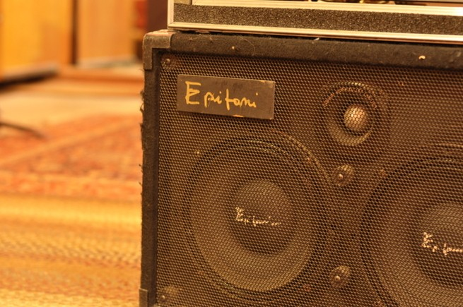 Epifani 2×10 Bass Cabinets