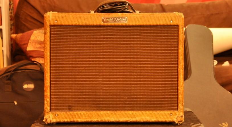 Fender Deluxe (tweed – 1959)