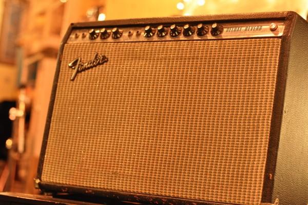 Fender Deluxe (vintage)