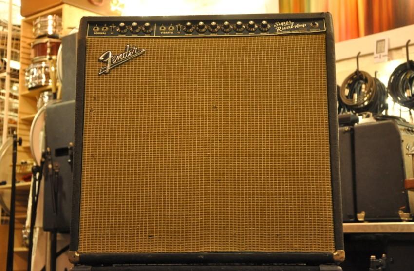 Fender Super Reverb (vintage)