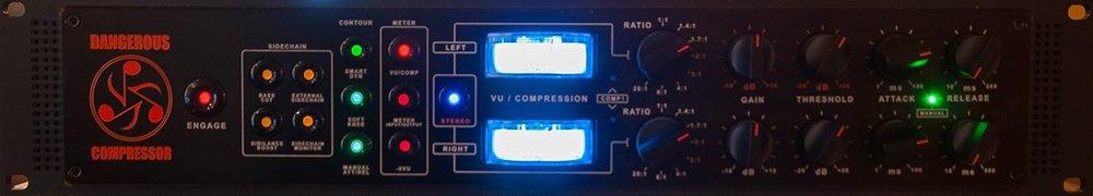 Dangerous Stereo Compressor