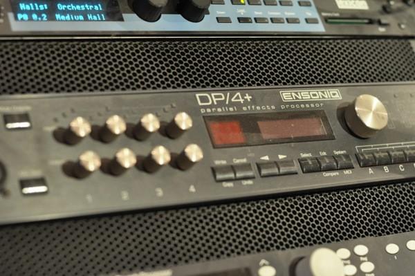 Ensoniq DP/4+