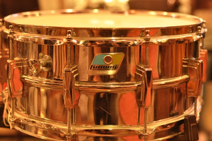 Ludwig 6 1/2 x 14 Supraphonic Vintage