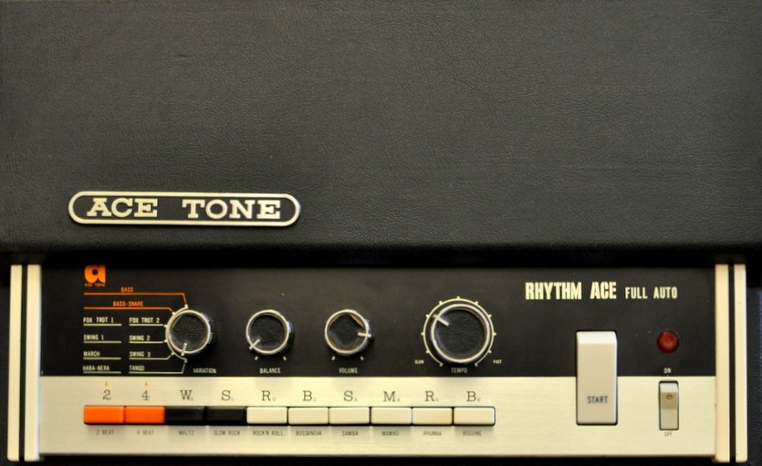 1973 Ace Tone FR-3 Drum Machine