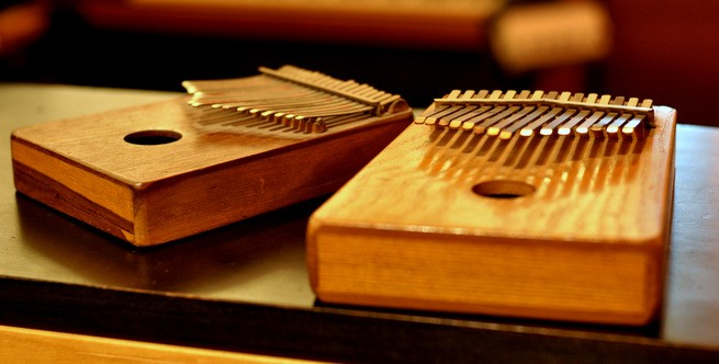 Kalimbas (finger piano)