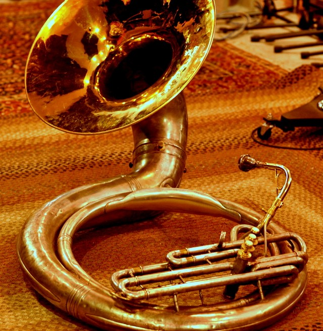 Conn Sousaphone 1920s