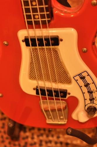Hagstrom PB-24-G Bass 1962