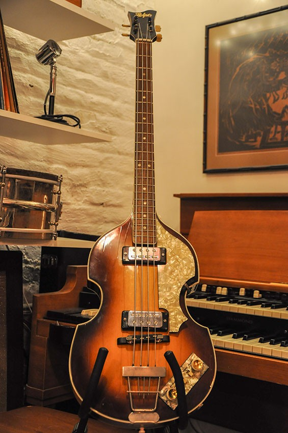 Hofner 500/1 Beatle Bass 1964