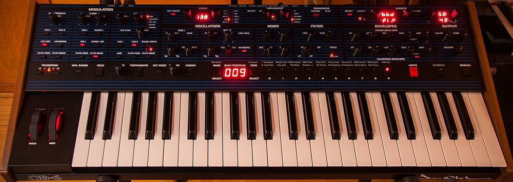 Dave Smith Oberheim OB-6