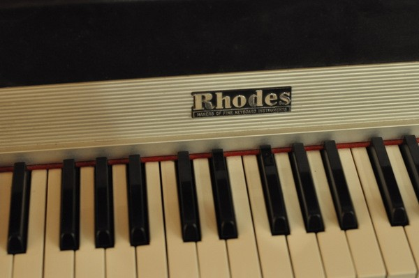 Fender Rhodes 88 Suitcase