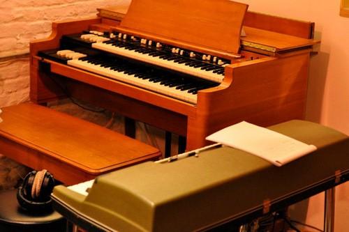 Hammond B3 w/ Leslie 122 Rotary Cabinet