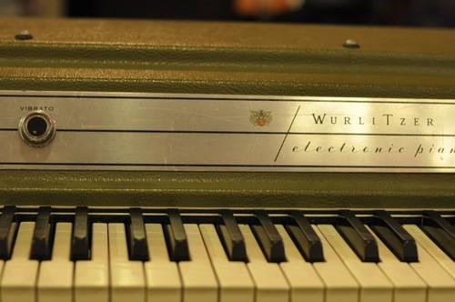 Wurlitzer Electric Piano