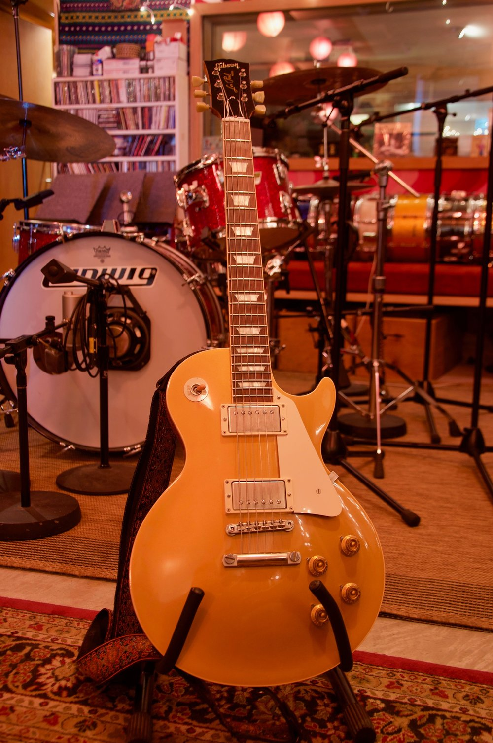 Les Paul '56 Goldtop Reissue