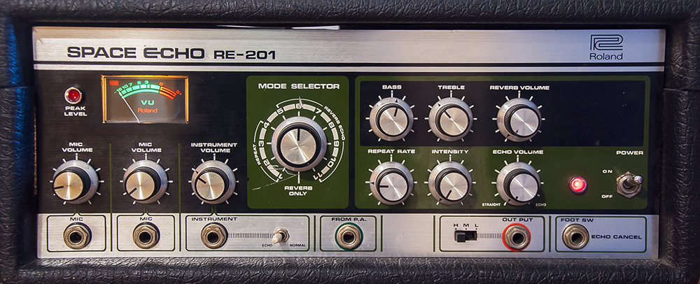 Roland Space Echo RE-201