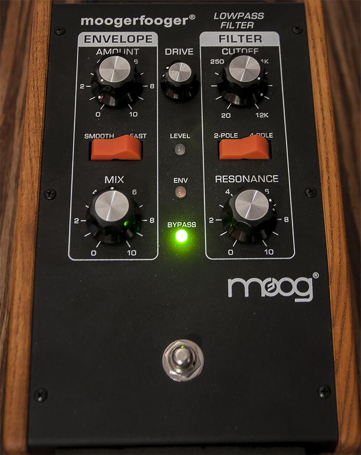 Moog Low Pass Filter