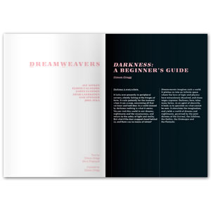 2011: Dreamweavers Catalogue