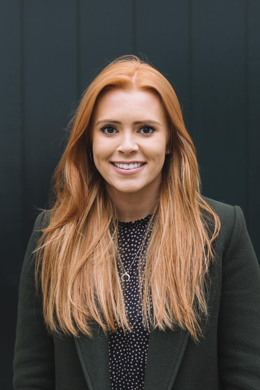 Samantha Edwards  Business Development Coordinator