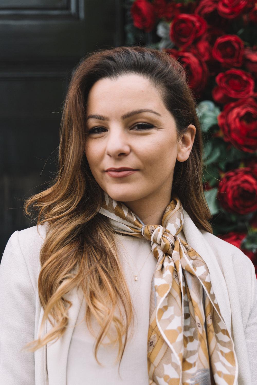Mia Kitsinis  Associate Designer