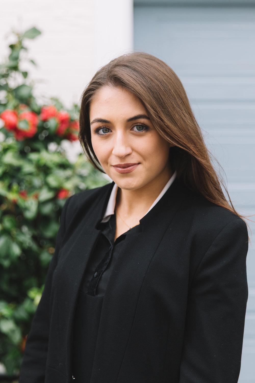 Issy Foster  Business Development Coordinator