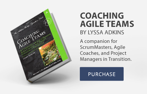 Coaching Agile Teams Book Lyssa Adkins