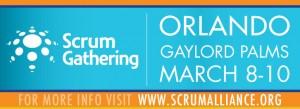 Scrum Gathering Orlando 2010