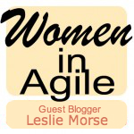 Leslie Morse Agile Coach