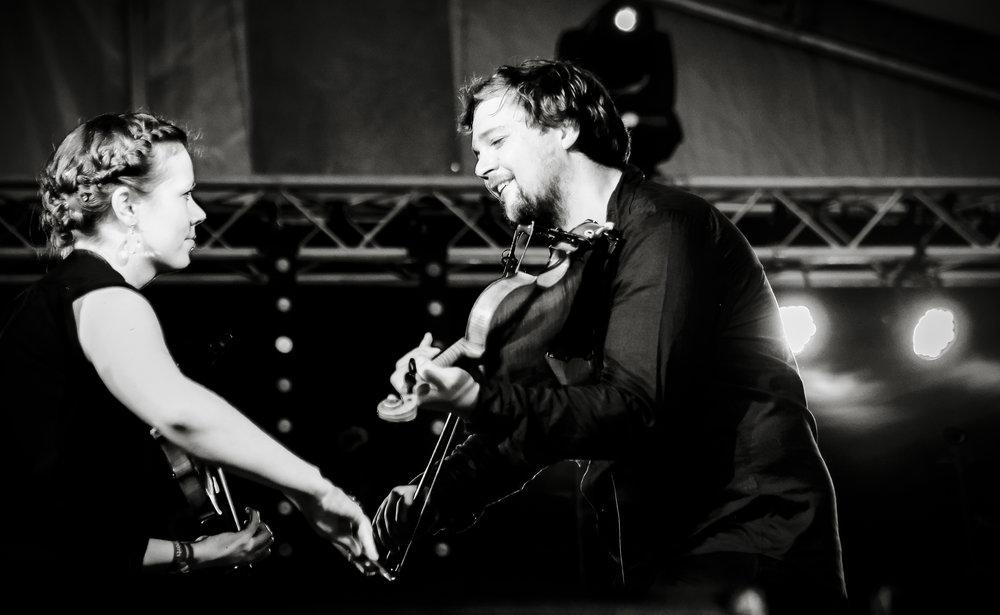 Duo Jansen / Jüssi. Foto: Lieve Boussauw