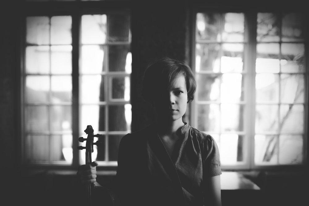 Johanna-Adele Jüssi. Foto: Krõõt Tarkmeel