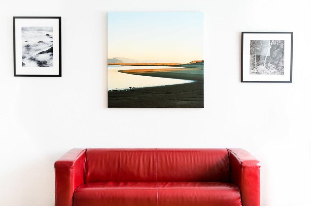 Leinwandbild 100 x 100 cm