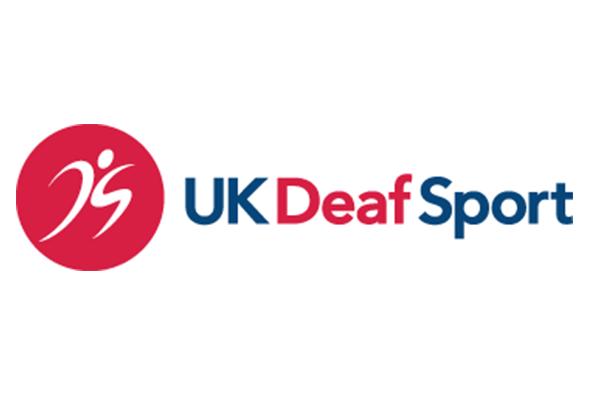 UK Deaf Sport logo