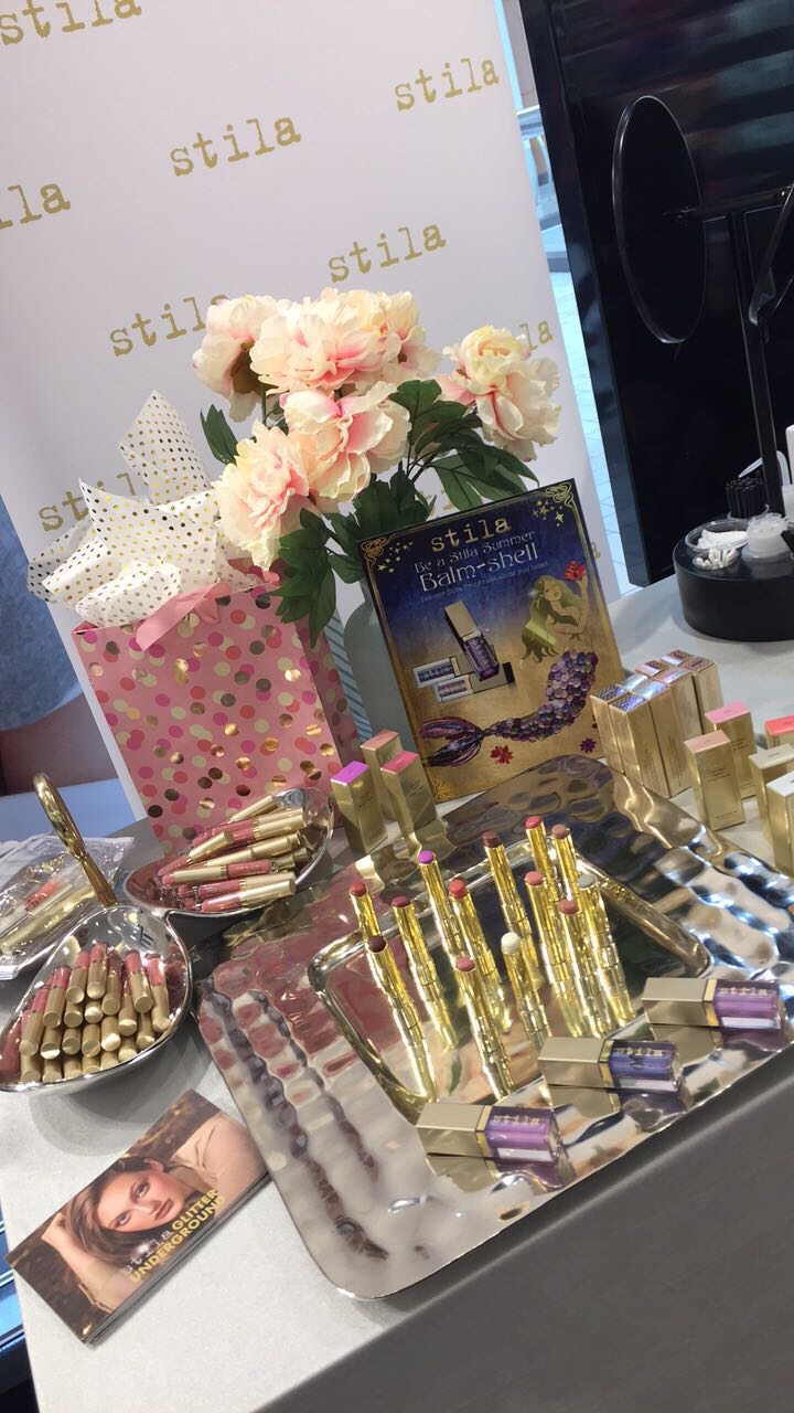 Tyson's Event for Stila Cosmetics