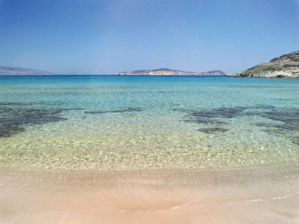 Mykonos - Paros - Koufonisia - Schinoussa - Amorgos - Santorini