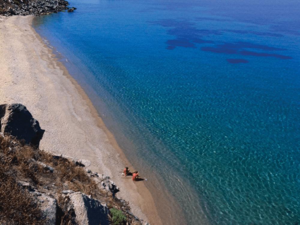 Paraga - Paradise - Super Paradise - Agrari - Elia - Kalo Livadi - Agia Anna - kalafati