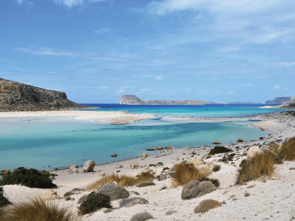 Chania / Kissamos - Balos - Gramvoussa - Menies - Thodorou Island - Chania / Kissamos