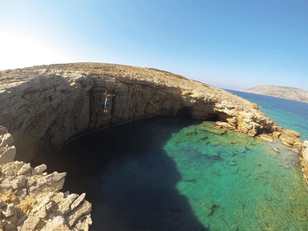 Patmos - Makronissos - Leipsoi - Patmos