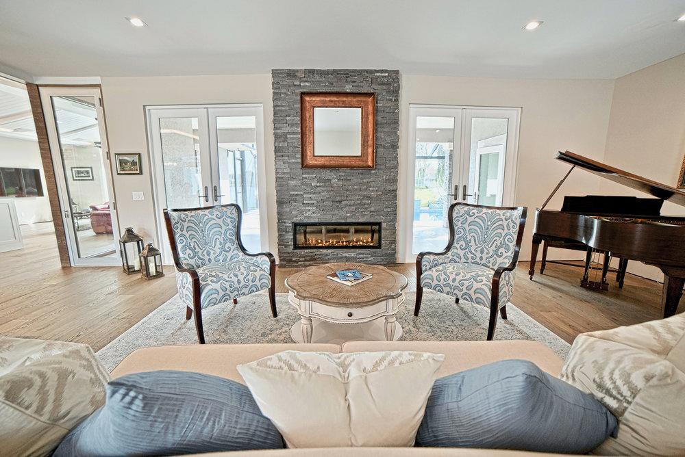 Living Room Luxe