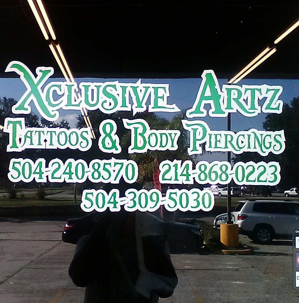 (photo property of Xclusive Artz)