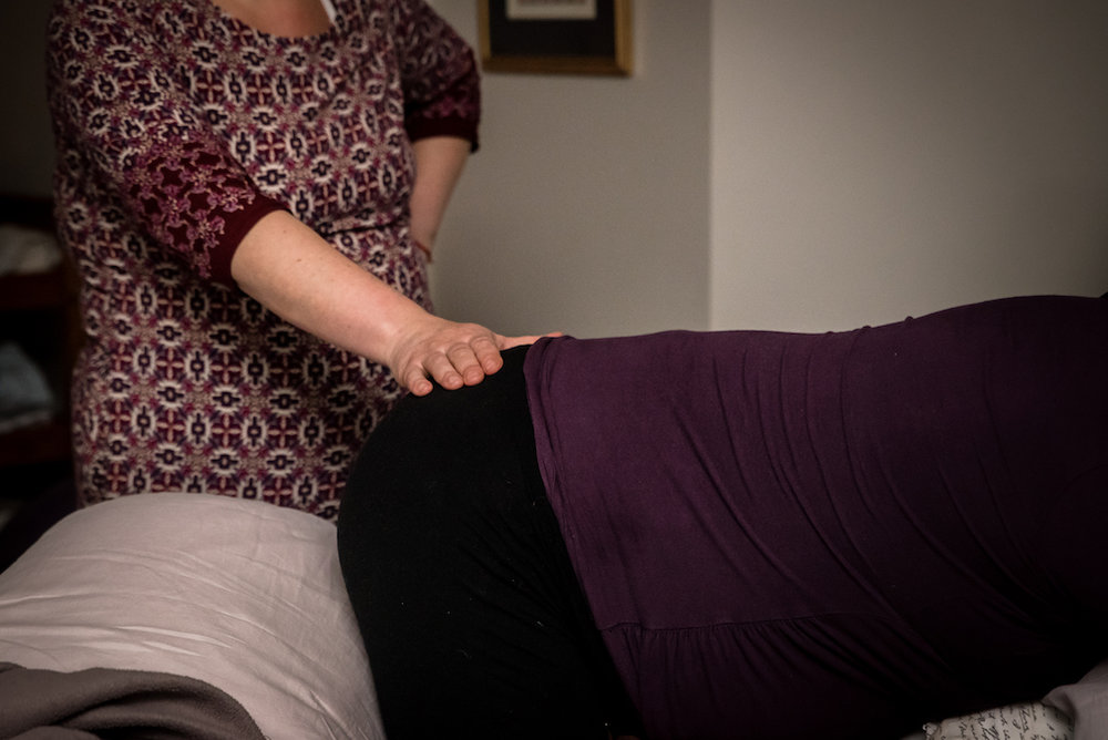 Hands on Doula Support