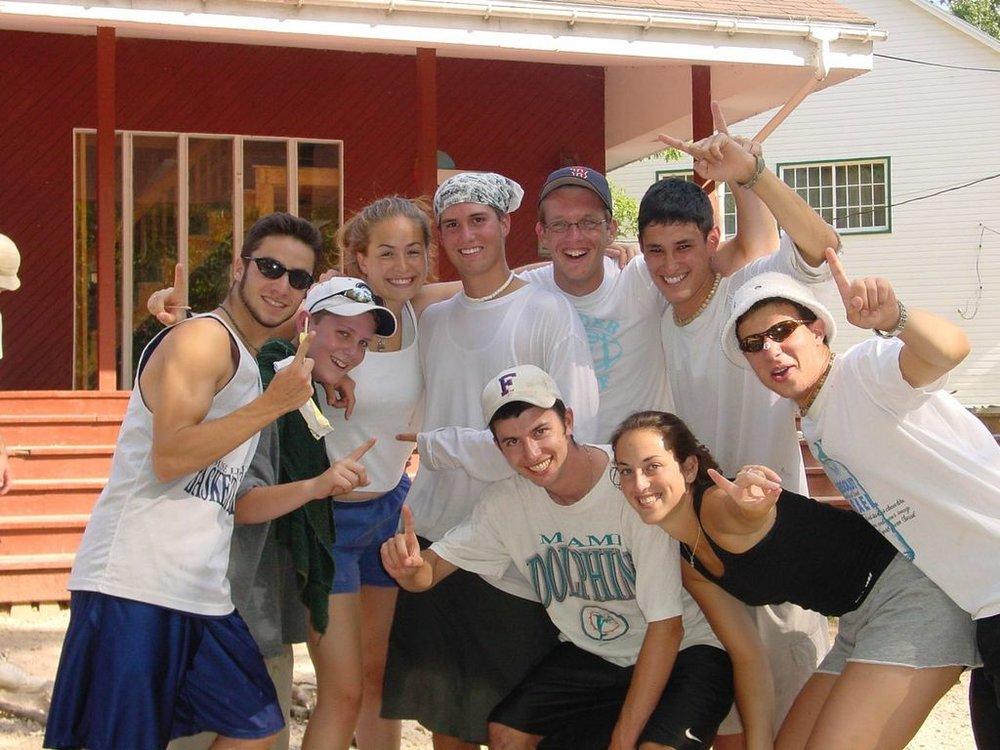 Camp Kadimah, 2001