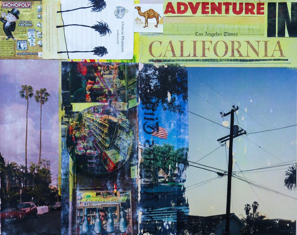 ADVENTURE IN CALIFORNIA